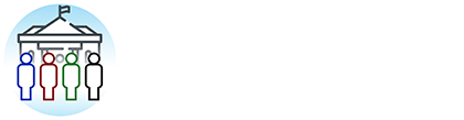 Small Town America Civic Volunteer Award logo